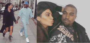 Kim Kardashian Trolls Bloggers in Another Birthday Message to Her Husband Kanye West